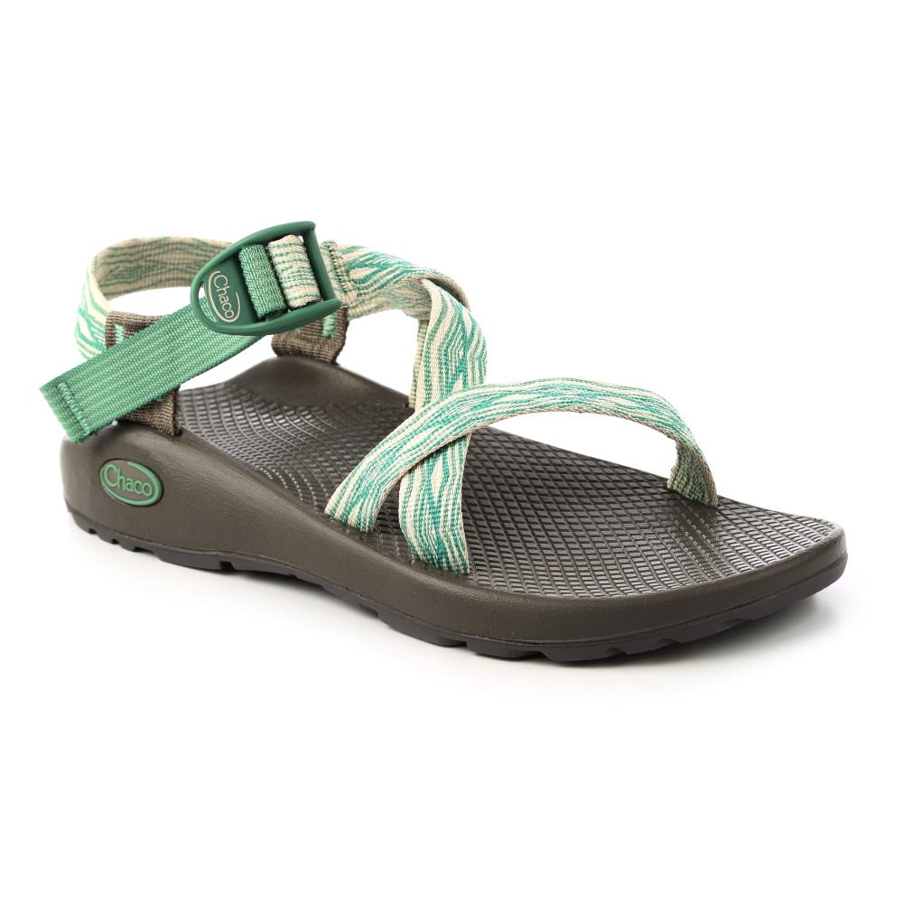 美国Chaco。女 越野运动凉鞋-标准款CH-ZCW01HE38 (帝国松绿)