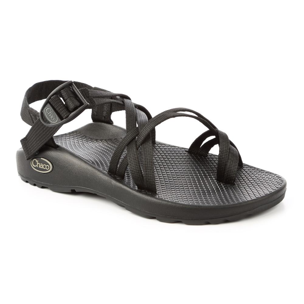 美国Chaco。女 越野运动凉鞋-细织夹脚款CH-ZCW04H405 (黑)