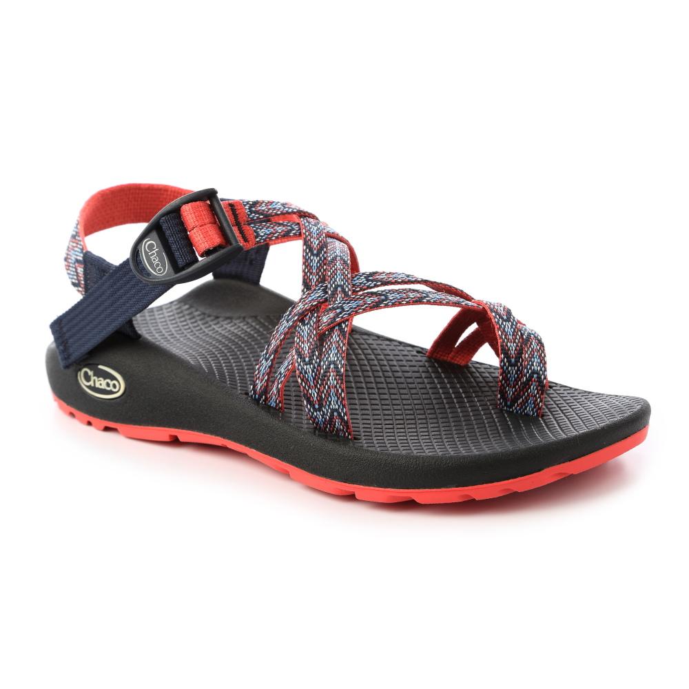 美国Chaco。女 越野运动凉鞋-细织夹脚款CH-ZCW04HE42 (映像日蚀)