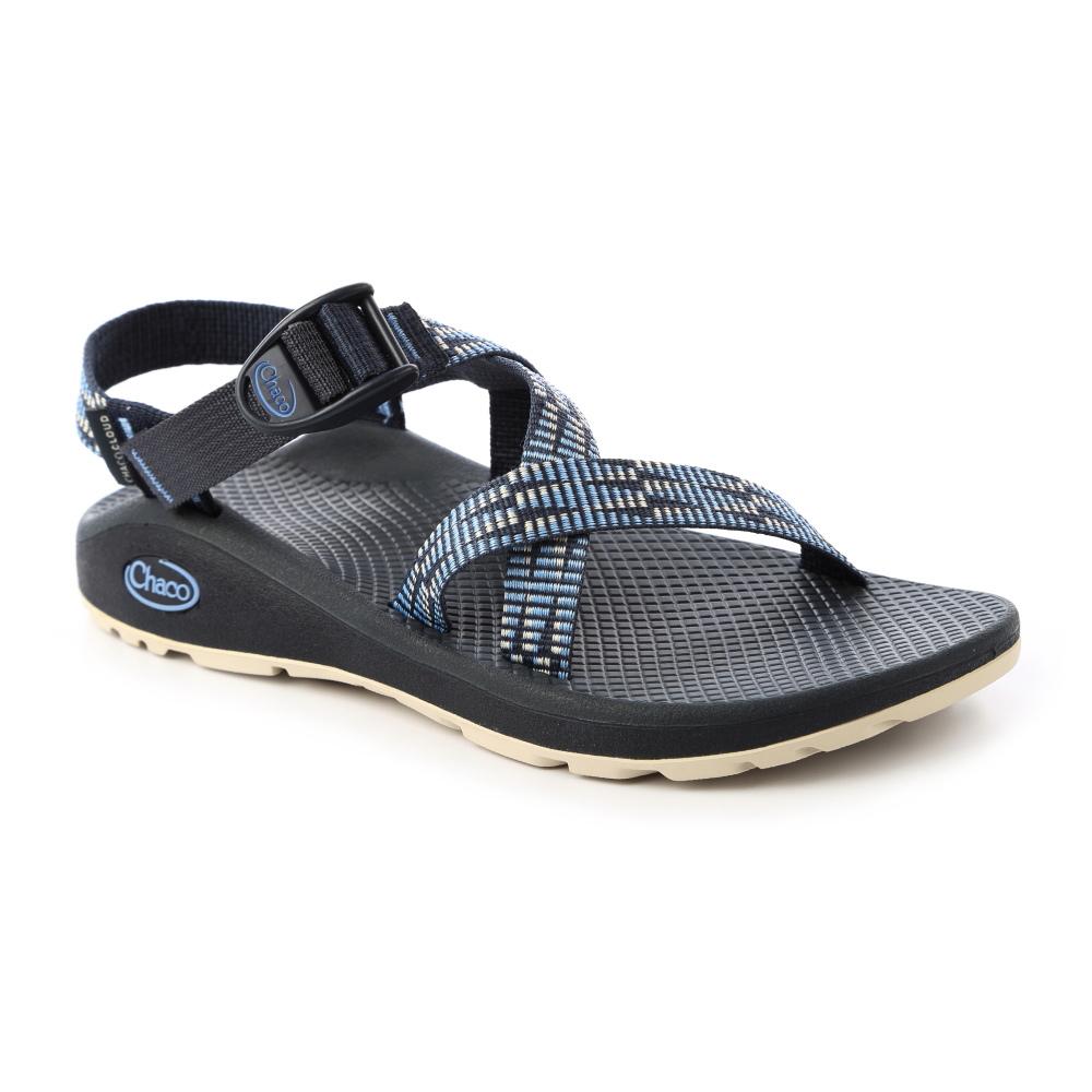 美国Chaco。女 越野舒压运动凉鞋-标准款CH-ZLW01HE29 (万花筒蓝)