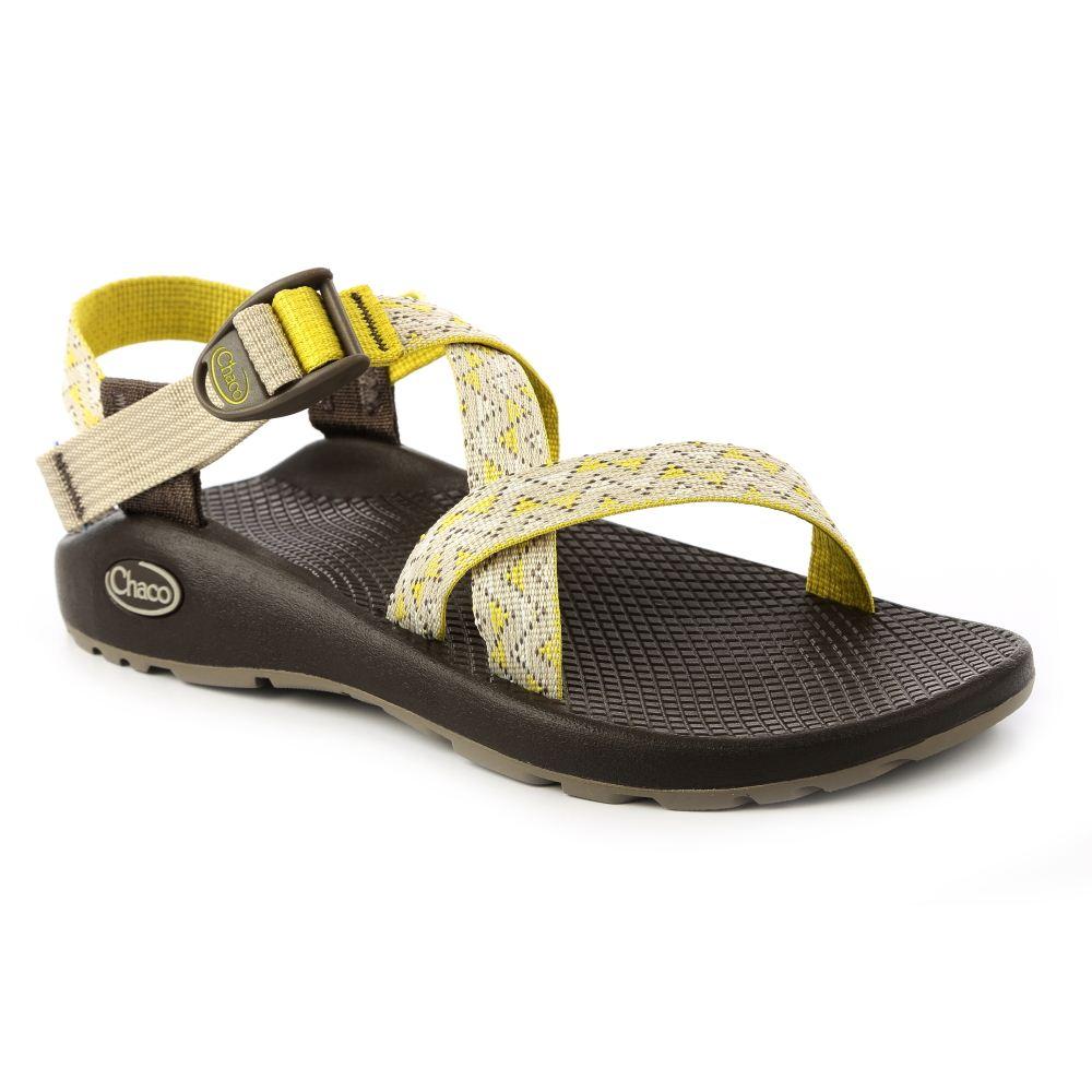 美国Chaco。女 越野运动凉鞋-标准款CH-ZCW01HC27 (纽约香橙)