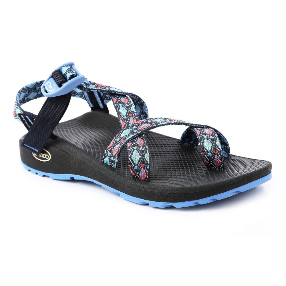 美国Chaco。女 越野舒压运动凉鞋-夹脚款CH-ZLW02HE35 (寻踪日蚀)