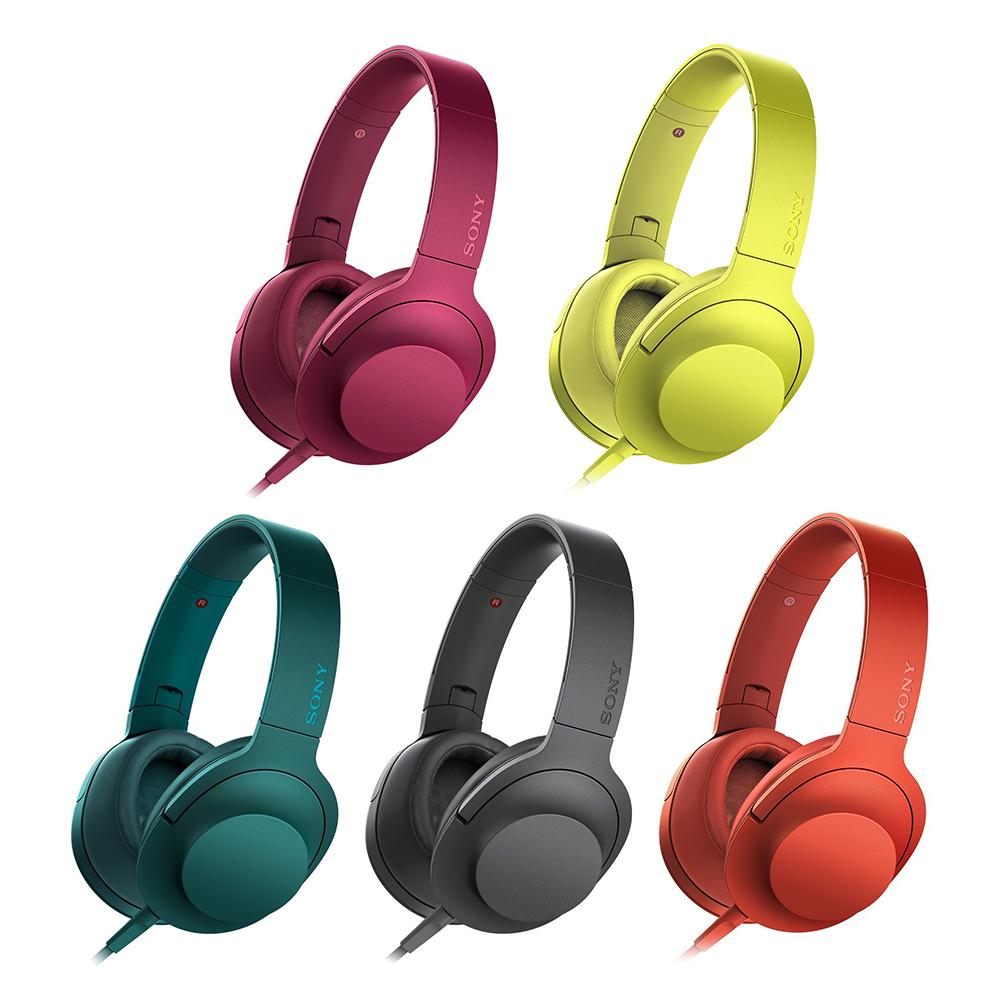 SONY 頭戴式立體聲耳機(MDR-100AAP)
