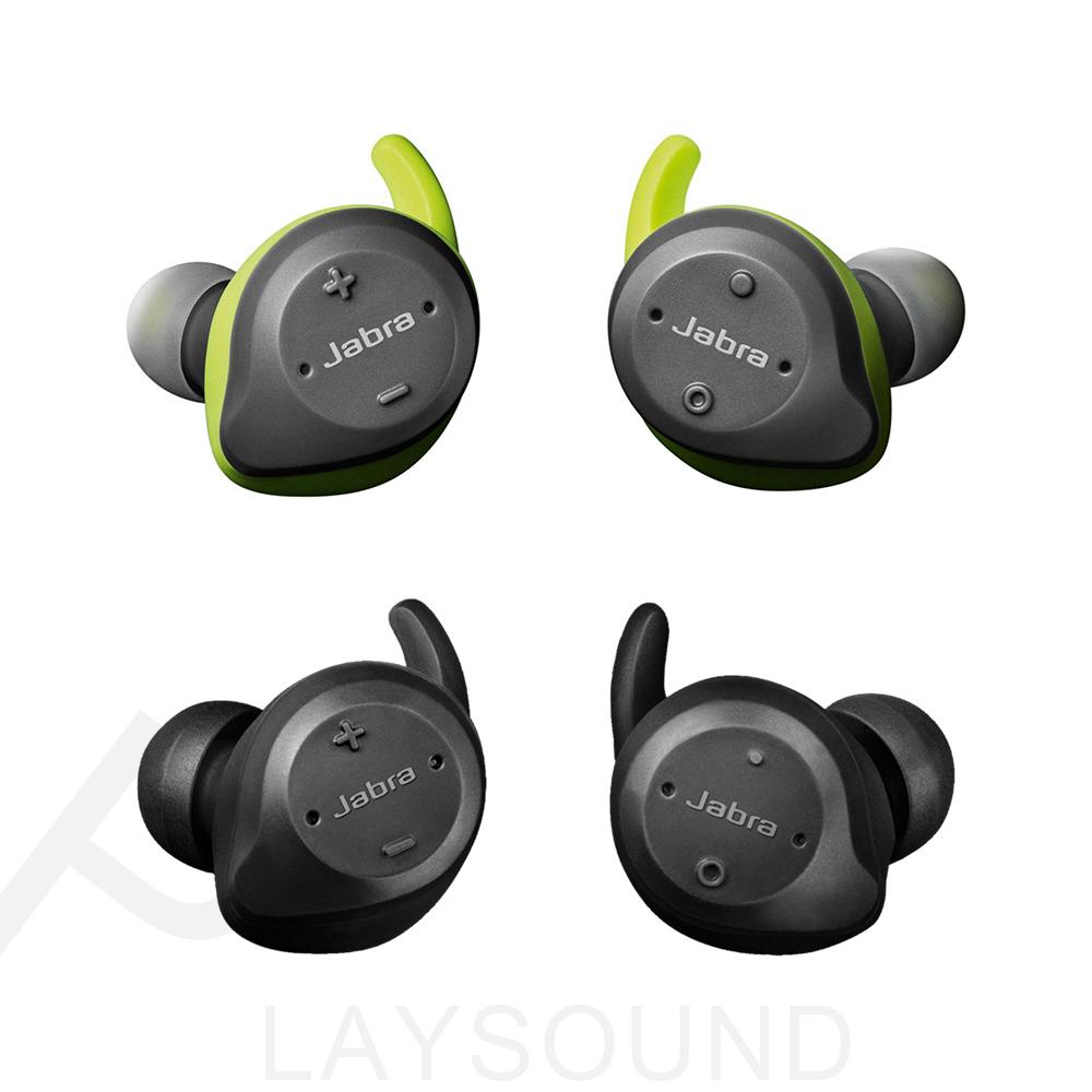 【健身成效 它知道】Jabra Elite Sport 两色可选 升级版 真无线 无线蓝牙 运动耳机