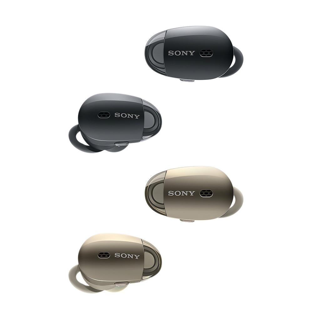 【送SONY盥洗包】SONY WF-1000X 两色可选 台湾公司货 真无线 耳道式 内建麦克风 个人化降噪 无线耳