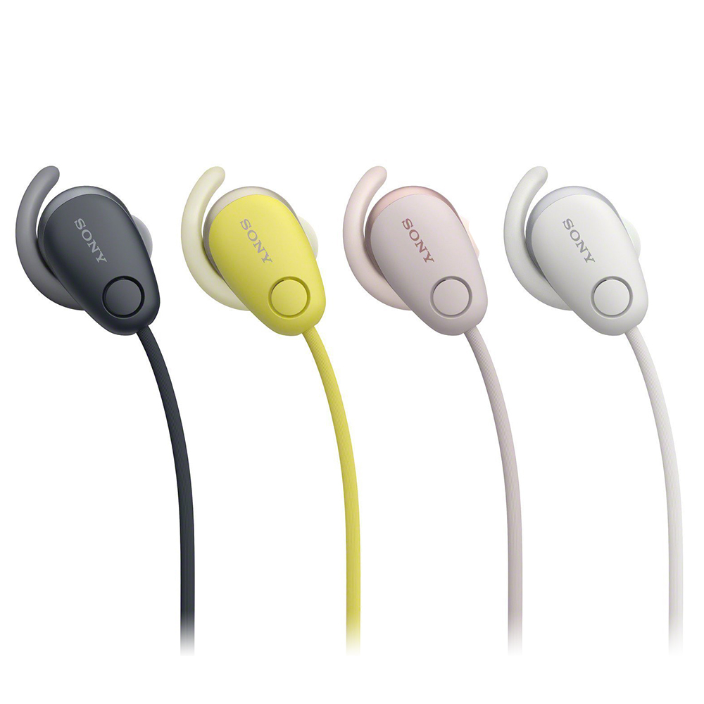 SONY WI-SP600N四色可选 数码降噪 蓝牙 运动 入耳式耳机