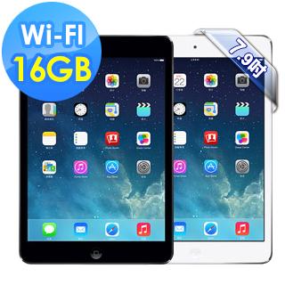 【送專用亮面抗刮保貼】蘋果 Apple iPad mini2 Wi-Fi 16G版!