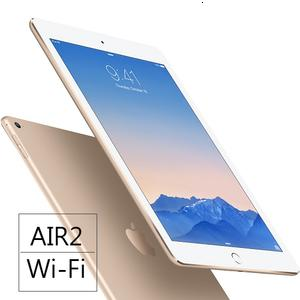 【附贈抗刮保貼+觸控筆】蘋果 Apple iPad Air2 Wi-Fi 16G 平板電腦 公司貨!金、銀、灰三色_銀
