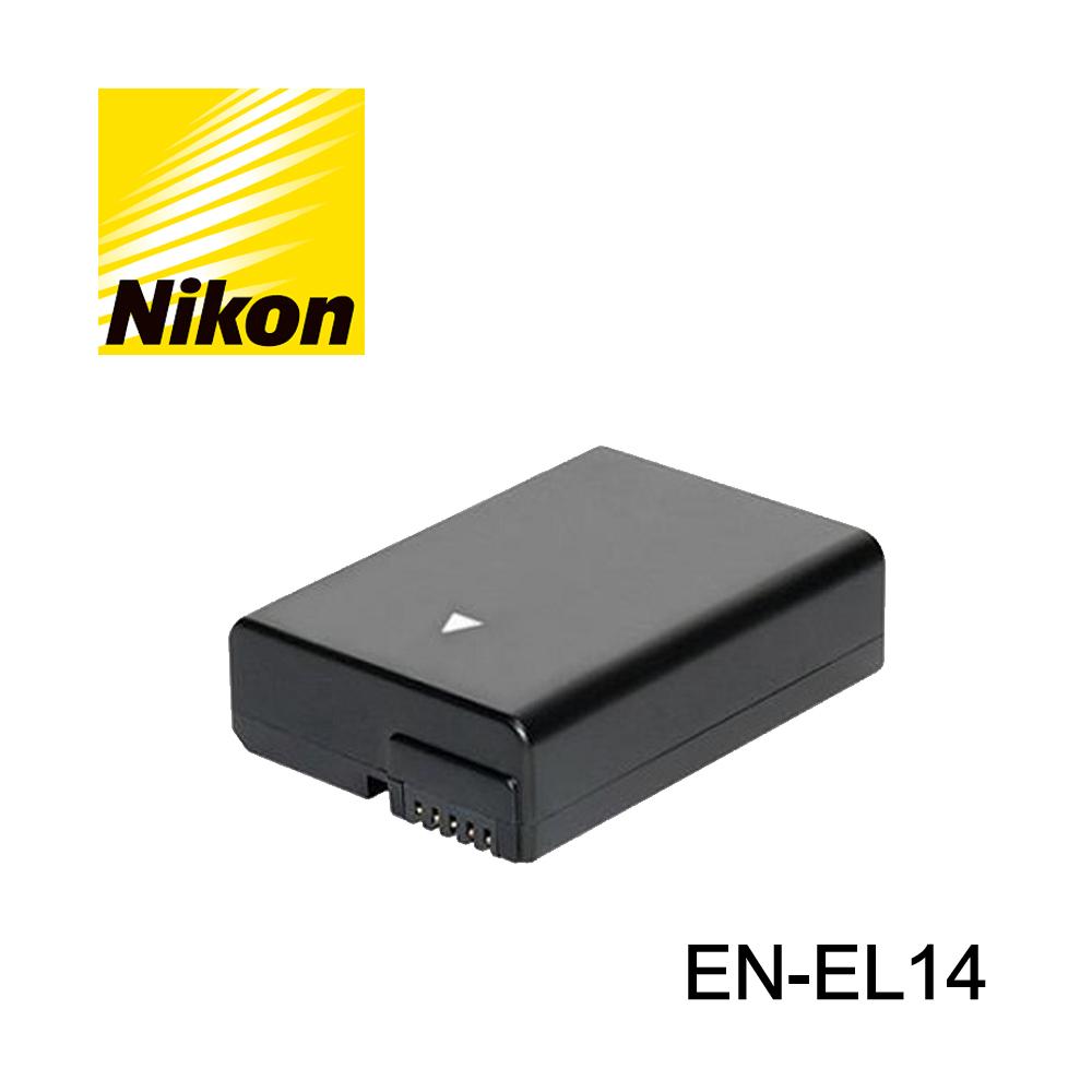 NIKON 尼康 EN-EL14 電池 ENEL14 鋰電池 副廠電池 D3300 D5200 D5300 P7700 P7800 適用