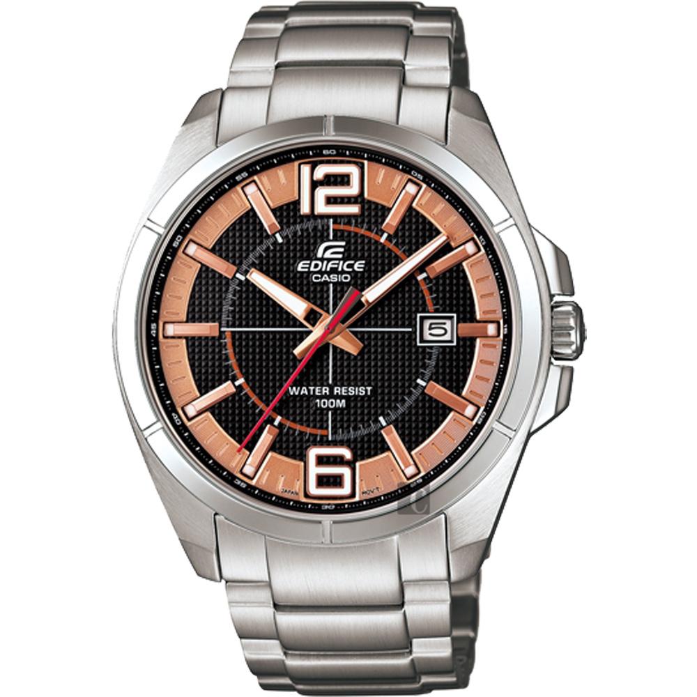 CASIO 卡西歐 EDIFICE 競速方程式指針腕錶 EFR-101D-1A5VUDF