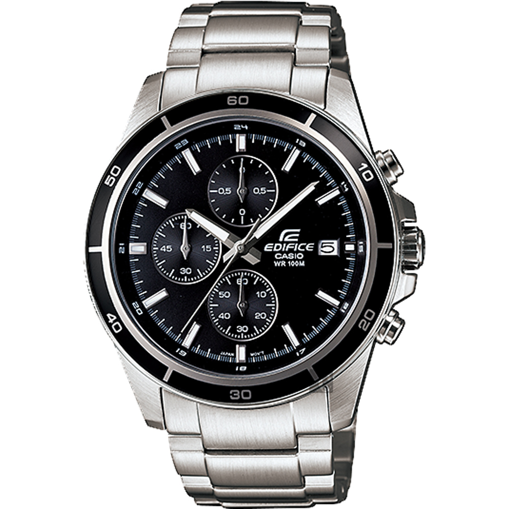 CASIO 卡西歐 EDIFICE 競速方程式計時腕錶 EFR-526D-1AVUDF
