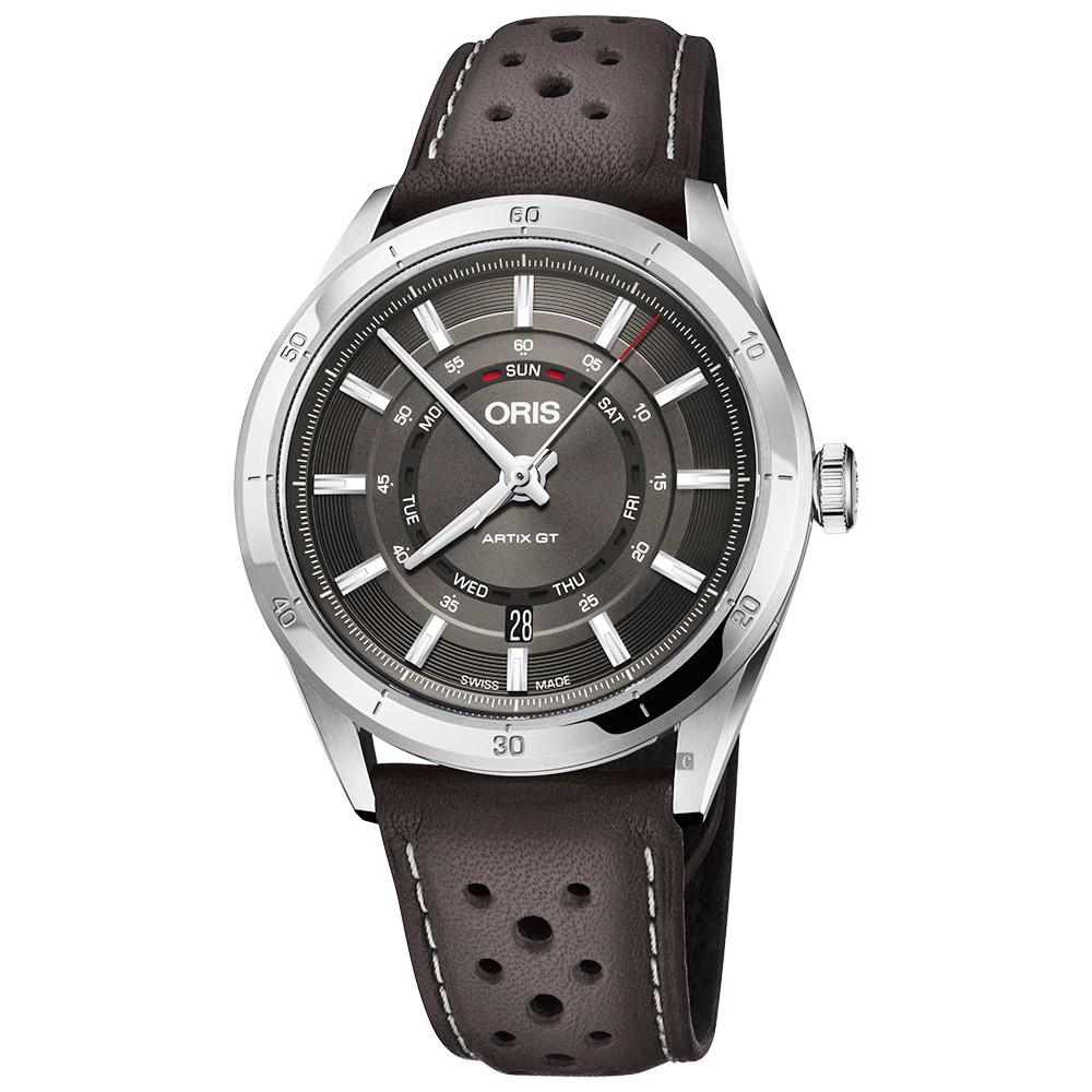 ORIS 豪利時 Artix GT 日曆星期機械錶~42mm 0173577514153~