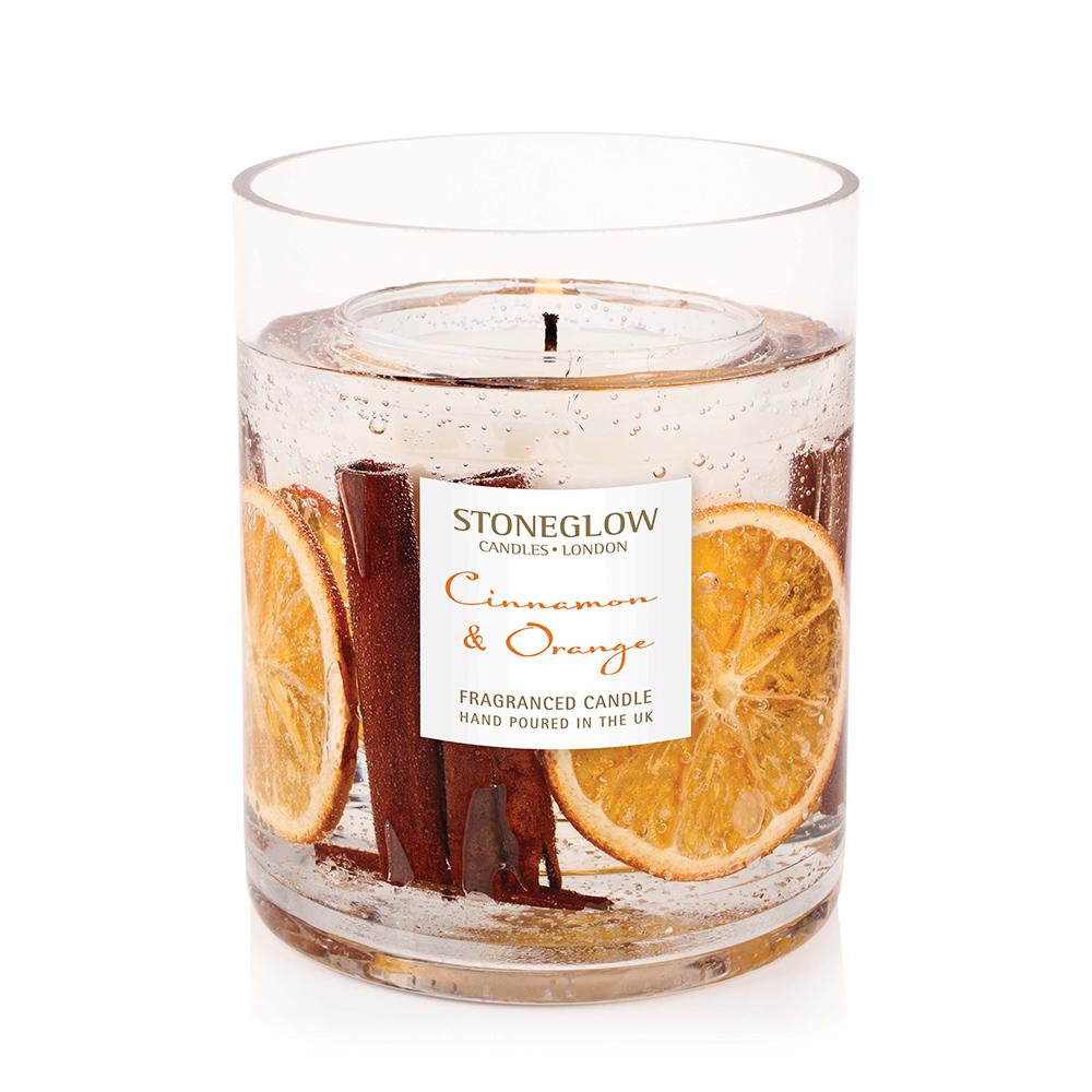 STONEGLOW 柑橘辛香香氛燭