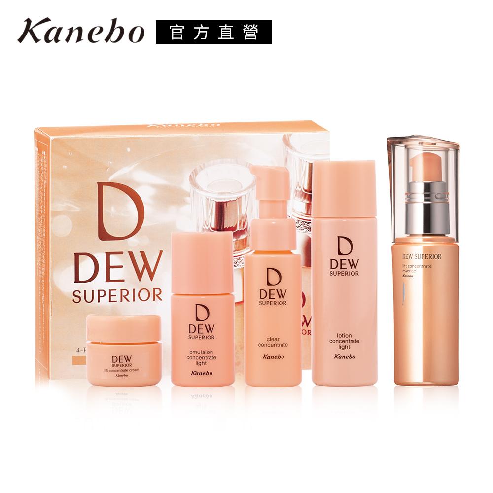 Kanebo 佳麗寶 DEWS精純提拉美容晶輕潤限定組