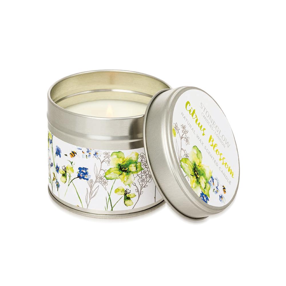 STONEGLOW Botanics香氛燭罐180g(7款任選)