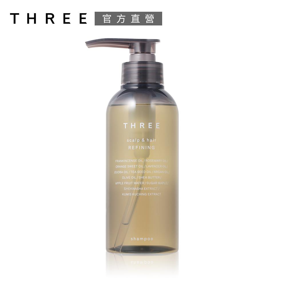 (即期品) THREE 極致絲潤洗髮露300mL (效期2021.01)