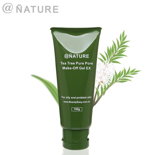 【三入85折】@Nature茶樹毛孔超淨化卸妝凝膠