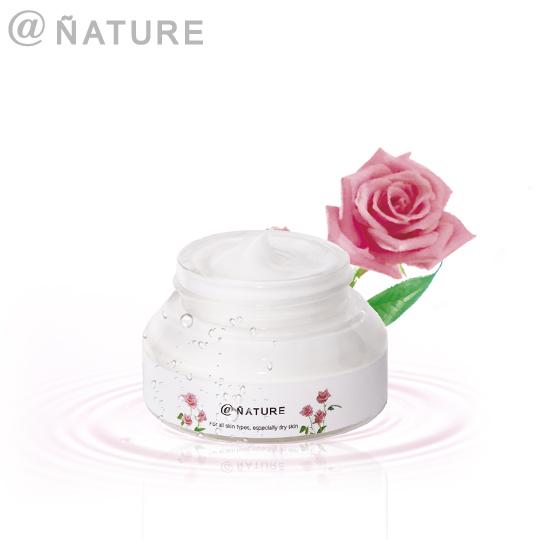 【加價購】@Nature玫瑰蜂王乳保濕水嫩眼霜