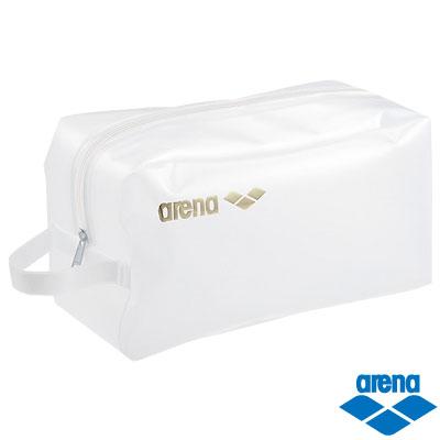 【Arena】方型游泳防水包(大型白色)
