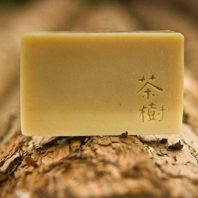 文山手作皂-淨顏茶樹(潔顏用)手工皂
