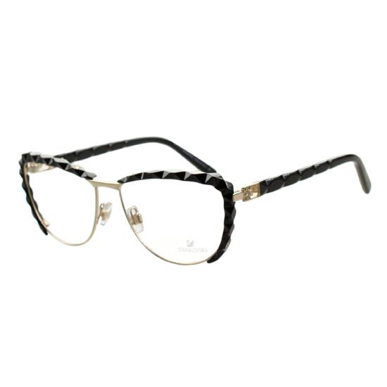 SWAROVSKI-时尚光学眼镜(共3色)