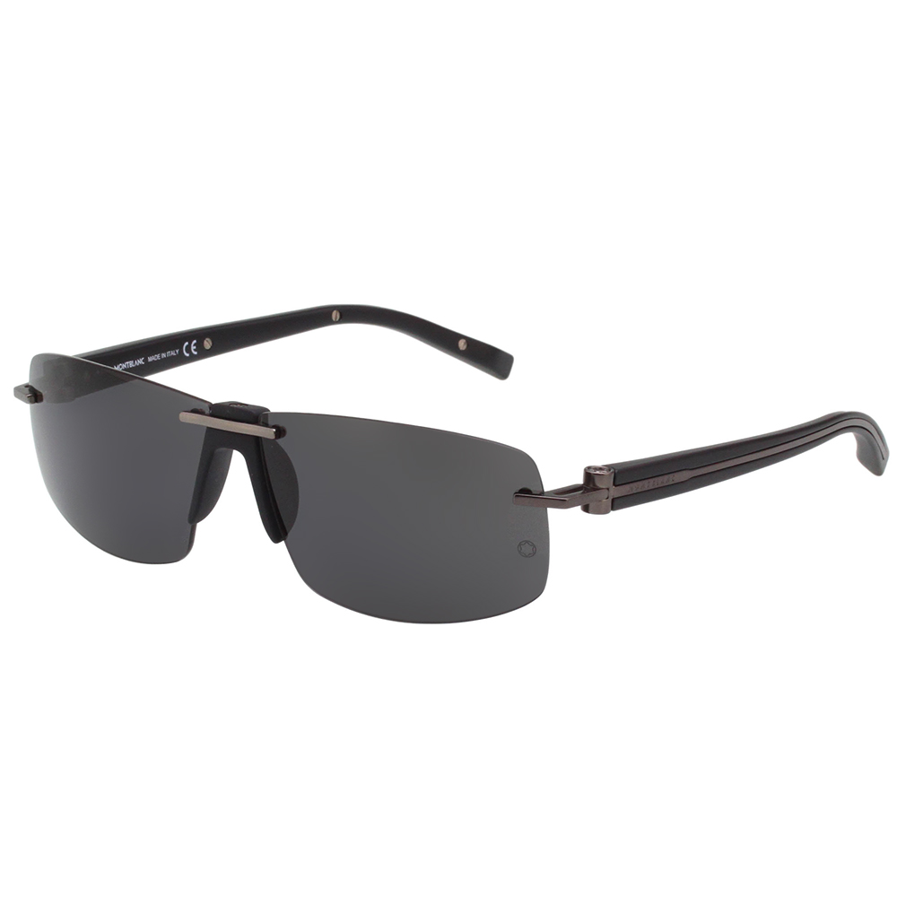 万宝龙 MONTBLANC-太阳眼镜(黑色)MB359S