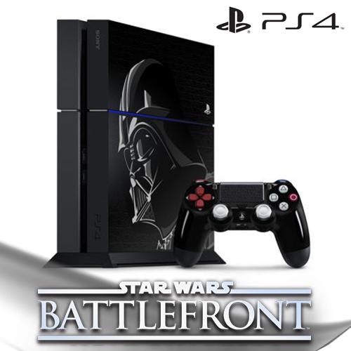 PS4 星際大戰:戰場前線 黑武士主機