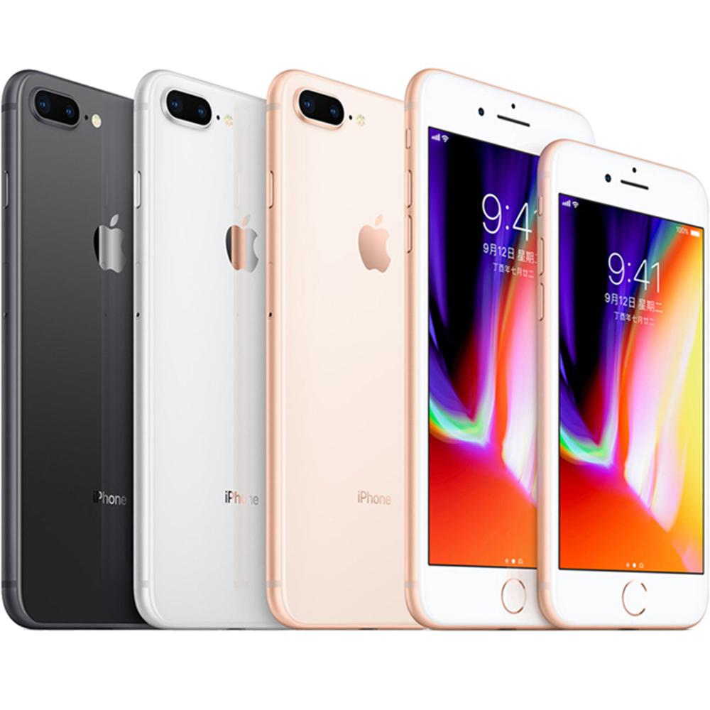 【Apple】iPhone 8 4.7吋 128G 智慧型手機《單機加贈:鋼化玻璃貼+空壓殼+皮製手機套》
