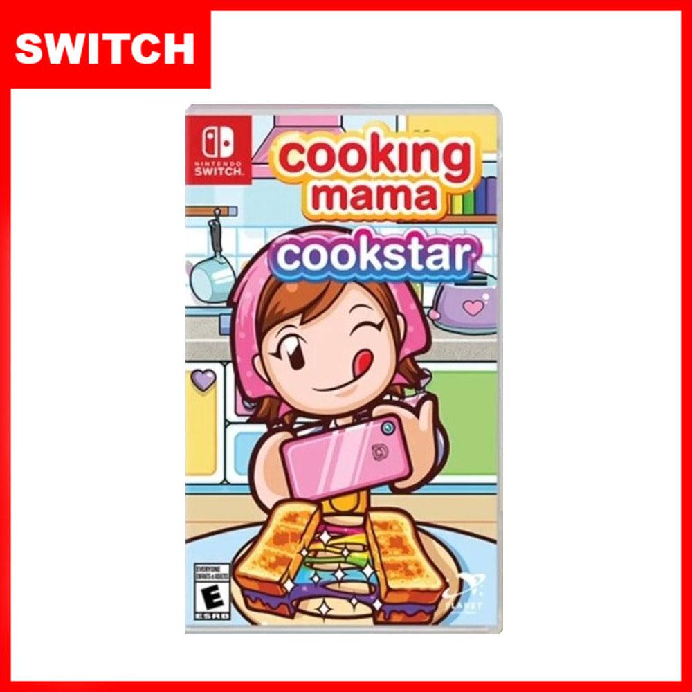 【Nintendo 任天堂】NS Switch 妙廚老媽 廚藝之星(英文版)