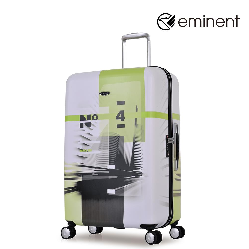 eminent【城市印象】独创印刷PC行李箱 28吋<城市印象>KG67