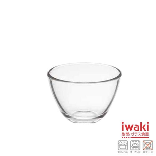 【iwaki】耐熱玻璃布丁杯110ml