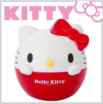 【加送精美杯墊】Hello Kitty 造型音樂喇叭/MP3播放雙用款( KT-S21)