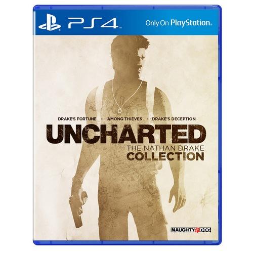 ~Greatest Hits~PS4 秘境探險:奈森 德瑞克合輯 – 中文一般版