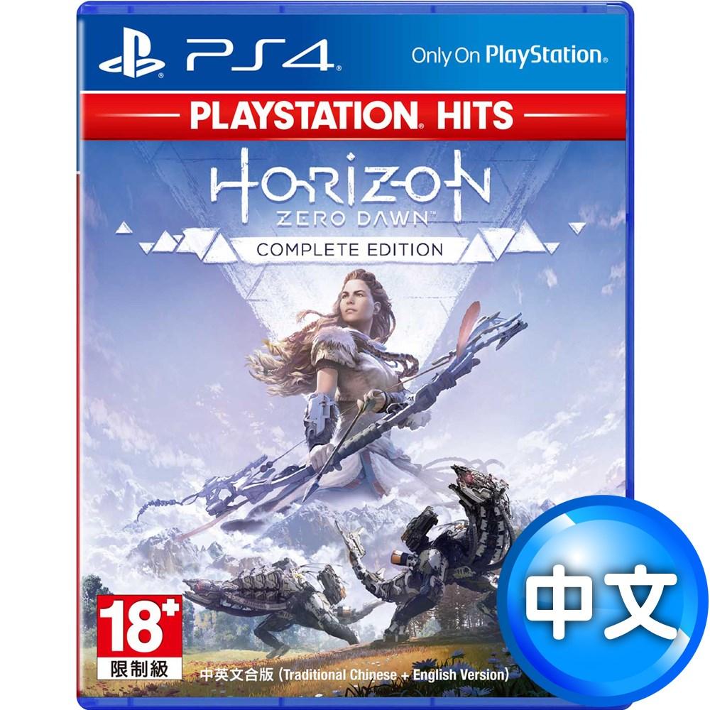 PS4 Hits精選 地平線:期待黎明 完全版-中英文合版