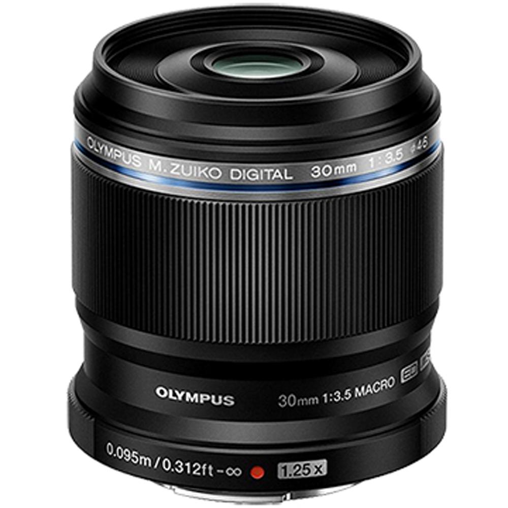 加碼送UV保護鏡!! Olympus M.ZUIKO DIGITAL ED 30mm F3.5 Macro (公司貨)