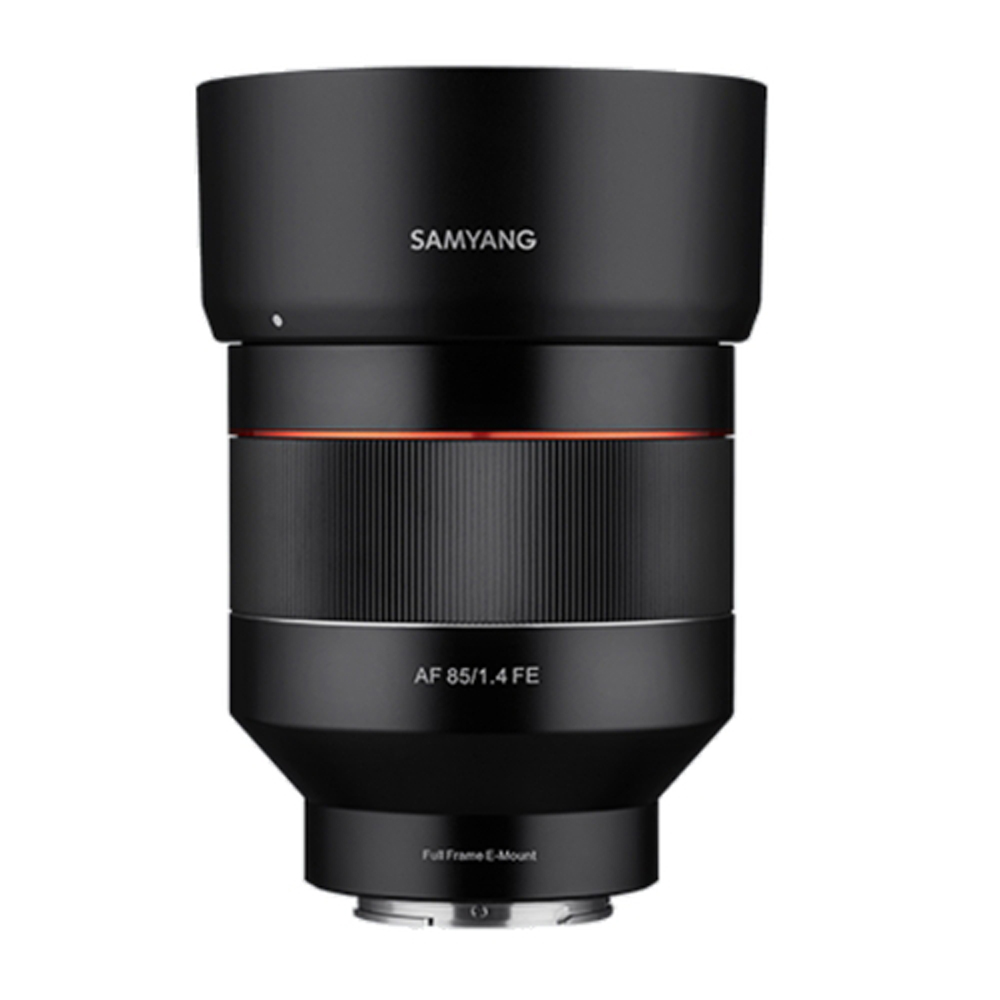 UV+PIXI腳架組 SAMYANG 85mm F1.4 AF UMC FOR SONY FE 自動對焦鏡頭 (公司貨)