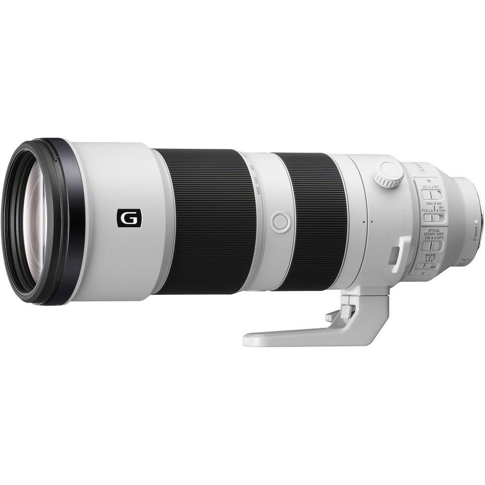 送拭鏡筆 Sony FE 200-600 mm F5.6-6.3 G OSS  SEL200600G