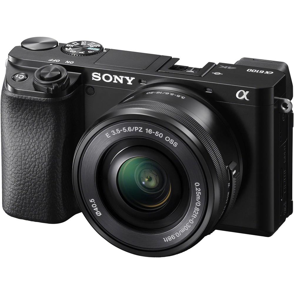 送128G/90MB+專用電池 Sony ILCE-6100L(公司貨)