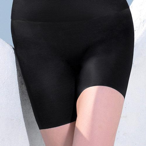 【Audrey】魔塑美體 長型修飾束褲(黑色)