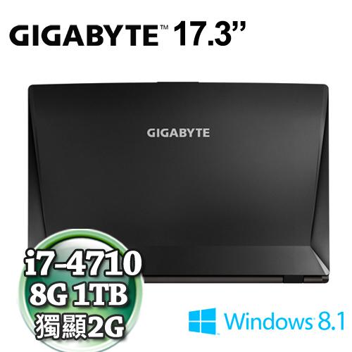 技嘉P27GV2-I7-4710/8G/1TB