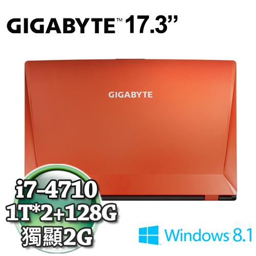 技嘉 P27GV2-I7-4710/12G