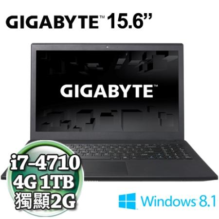 技嘉P15FV2-BSMF0630TW/I7-4710/4G/1TB