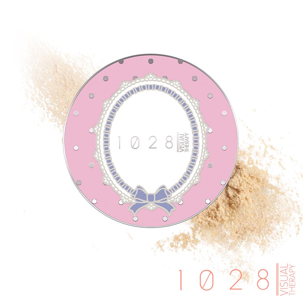 【加購品】1028 超吸油蜜粉餅 4.6g