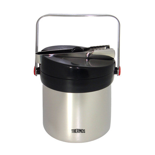 THERMOS膳魔師1.3L不鏽鋼真空保冰桶 JIN-1300