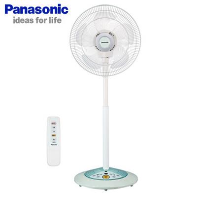 Panasonic國際牌 14吋定時負離子遙控立扇(F-H14ANR)