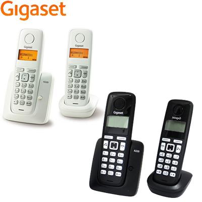 【無線電話】Gigaset A220DUO