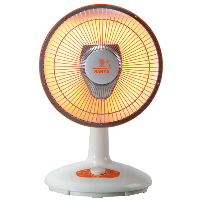 南亞牌 10吋碳素電暖器 TAN-910
