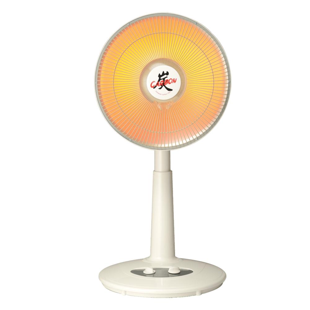 嘉麗寶14吋碳素定時電暖器 SN-9314-2T