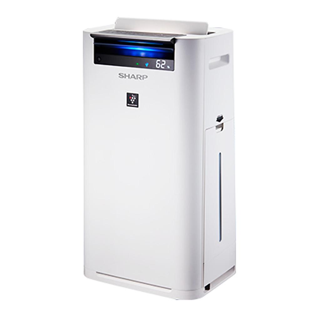 SHARP夏普水活力自動除菌離子空氣清淨 KC-JH50T-W