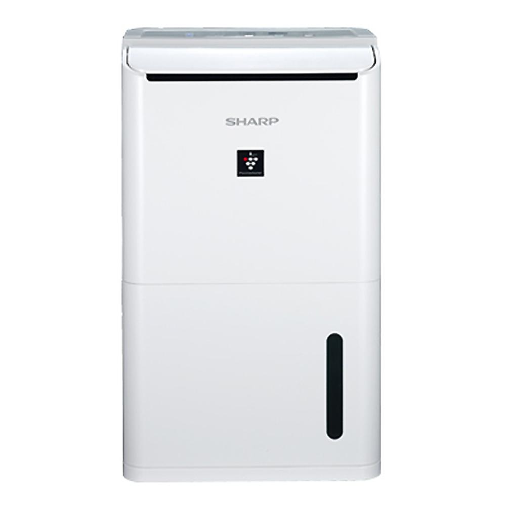 SHARP夏普8.5L自動除菌離子空氣清淨除濕機 DW-H8HT-W